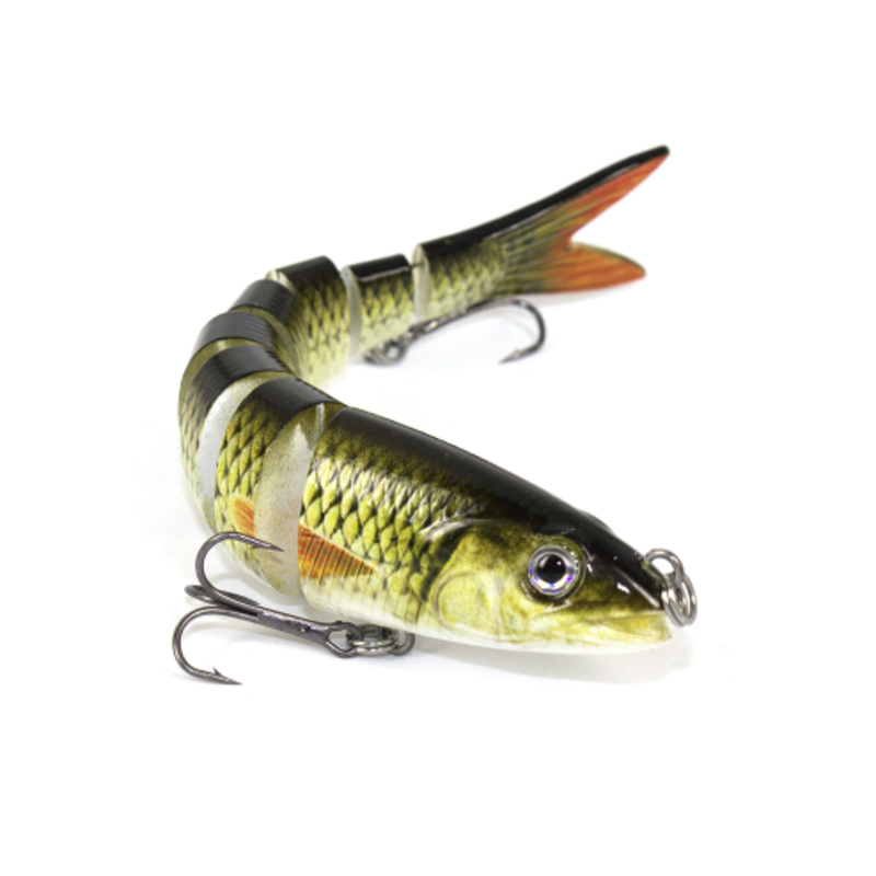 8-Segment Fishing Lure 13 cm